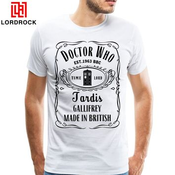 New Fashion Doctor Who T Shirt