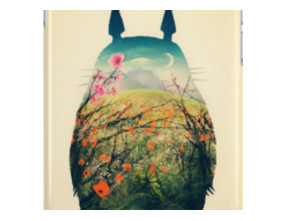 Tonari No Totoro iPhone Cases & Skins