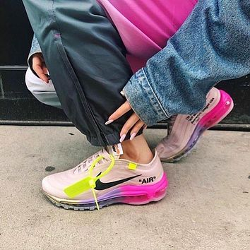Nike x Off White Air Max 97 Elemental Gym shoes