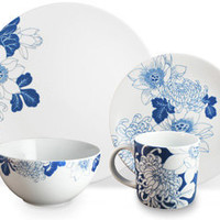 Ink Dish - Tattoo Lotus 4 Piece Set
