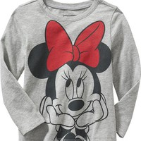 Old Navy Disney Minnie Mouse Tee For Baby