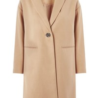 Millie Relaxed Coat - Jackets & Coats - Clothing