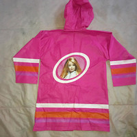 Y2k Barbie Raincoat