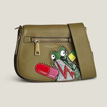 Verhoeven Small Nomad Saddle Bag - Marc Jacobs