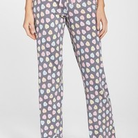 Women's PJ Salvage 'Candy Hearts' Pajama Pants,