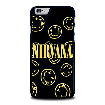 NIRVANA SMILEY COLLAGE iPhone 6 / 6S Case Cover