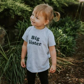 Big Sister Children's t-shirt