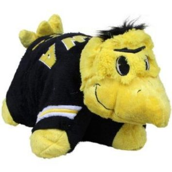 NCAA Iowa Hawkeyes Pillow Pet