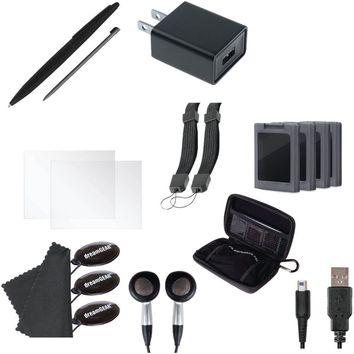Dreamgear Nintendo 3ds Xl 20-in-1 Essentials Kit