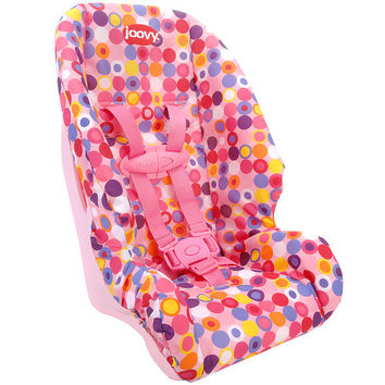 Joovy Toy Booster Seat - Pink Dot - JOOVY - Accessories - FAO Schwarz®