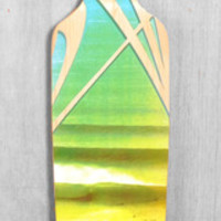 "SAN CLEMENTE 39.75"" IMPOSSIBLES 3 LONGBOARD COMPLETE"