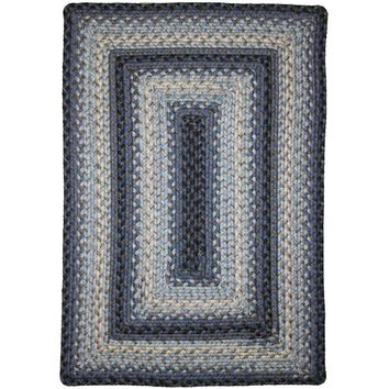 Juniper Braided Indoor/Outdoor Ultra Durable Rectangle Rug