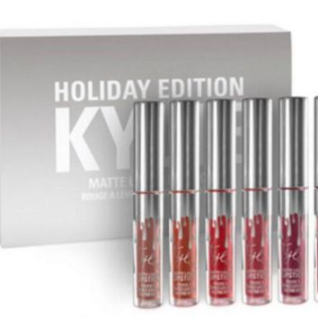 THE LIMITED EDITION HOLIDAY COLLECTION Kylie Cosmetics