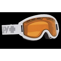 Spy - Getaway White Snow Goggles / Persimmon Lenses