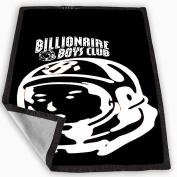 BBC Billionaire Boys Club Blanket for Kids Blanket, Fleece Blanket Cute and Awesome Blanket for your bedding, Blanket fleece **