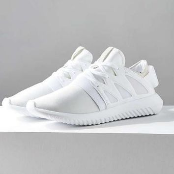ADIDAS Fashion Sneakers Sport Shoes Tubular Viral Sneakers White-3
