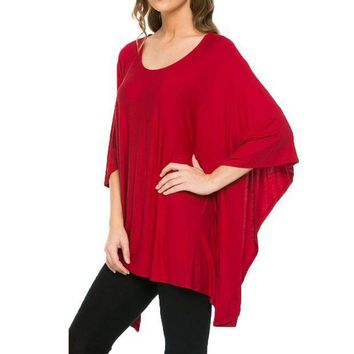 PEAPGC3 2016  Beach Cover Up Red Asymmetrical Dresses female clothing Half Sleeve Summer beach dress tunic Plus Size Beachwear