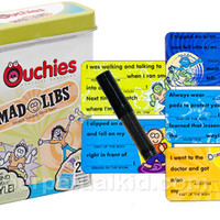 MAD LIBS BANDAGES