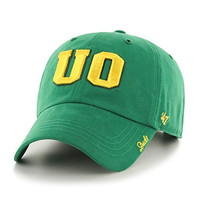 NCAA Oregon Ducks Women's '47 Miata Clean Up Adjustable Hat, Kelly