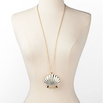 Lilly Pulitzer - Shell Yeah Necklace