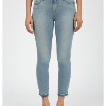 Articles of Society Katie Skinny Crop Jeans