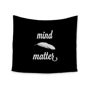 "Skye Zambrana ""Mind Over Matter"" Wall Tapestry"