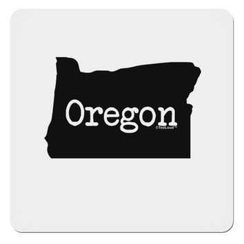 "Oregon - United States Shape 4x4"" Square Sticker by TooLoud"