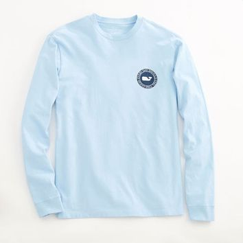 Long-Sleeve Yachting Flag T-Shirt