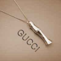 GUCCI tide brand personality female models wild fashion necklace
