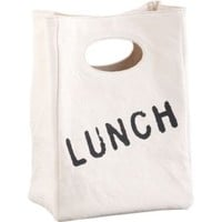 CB2 - organic lunch bag
