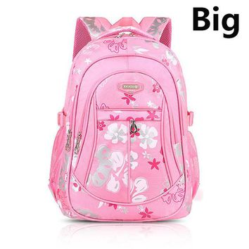 School Backpack VRTREND Junior High s For Girls Primary Kids Bags High Quality Large Size Capacity School Bags For Children Girls AT_48_3