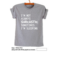 Sarcastic Shirts Funny Tees Mens Unisex T Shirt Women Teenager Streetwear Fashionista Instagram Fangirl Shirt Cool Gifts Christmas Birthday