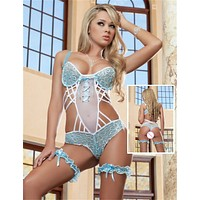 Special design lingerie sexy erotic beautiful women's sexy teddy popular good quality sexy lingerie hot