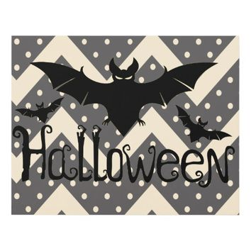 Halloween! Panel Wall Art
