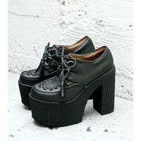 Current Mood Creep Queen Platforms | Dolls Kill