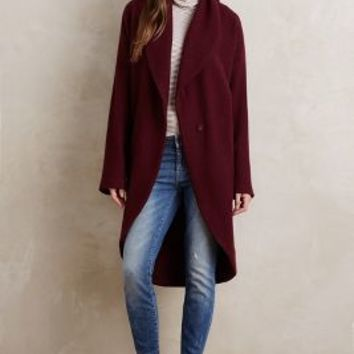Windsor Boiled Wool Sweater Coat