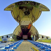 Antonov Airlines' AN-225 in 160 tonne cargo transport from Chile to Bolivia | Air Cargo