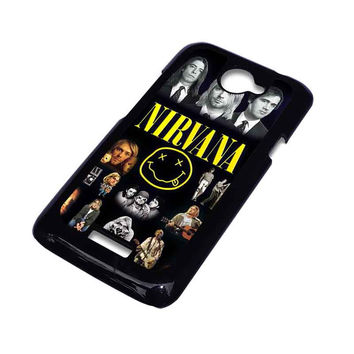 NIRVANA HTC One X Case