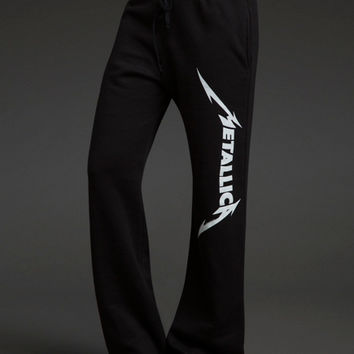 Metallica Sweat Pants