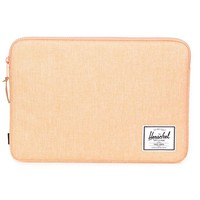 "15"" Macbook Anchor Sleeve in Nectarine by Herschel Supply Co."