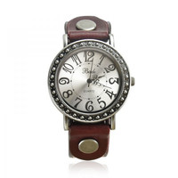 Vintage Cow Leather Watch