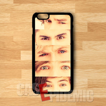 One Direction eyes -en for iPhone 4/4S/5/5S/5C/6/ 6+,samsung S3/S4/S5/S6 Regular/S6 Edge,samsung note 3/4