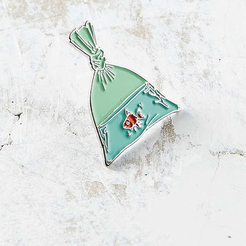 VERAMEAT Goldfish Pin - Urban Outfitters
