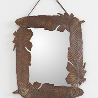 Feather Wall Mirror