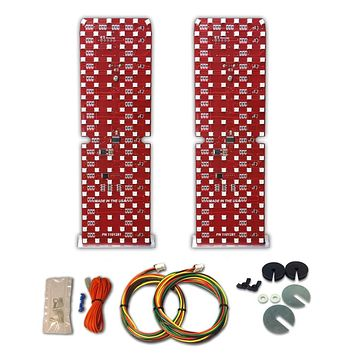 1981-1988 Oldsmobile Cutlass Led Sequential Taillight Kit