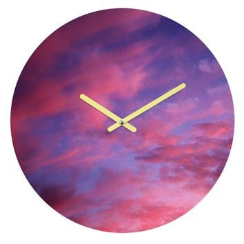 Shannon Clark Like A Dream Round Clock