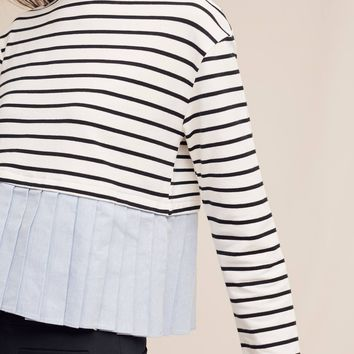 Wylie Striped Top