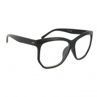 Beatrice Hipster Glasses (Clear Lens) - Women's