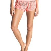 Crochet Fancy Cover Up Shorts 888701789833 | Roxy