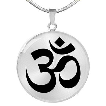 Om Symbol - Luxury Necklace